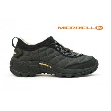 61389-.  полуботинки мужские Ice Cap Moc II men's shoes gunmetal,black
