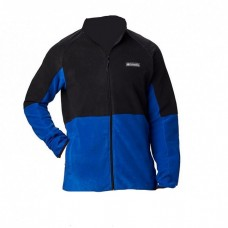 1861591-437 Джемпер мужской Basin Trail™ Fleece Full Zip синего цвета